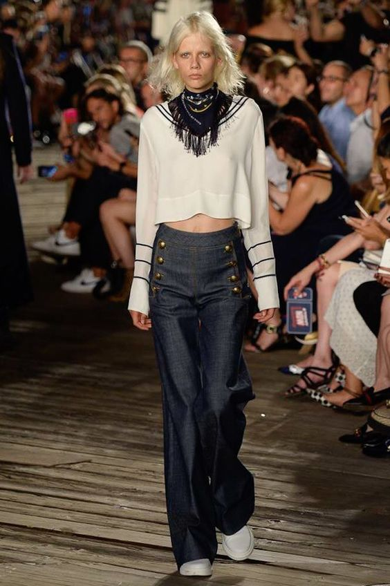 Tommy Hilfiger - Fall 2016 Ready-to-Wear