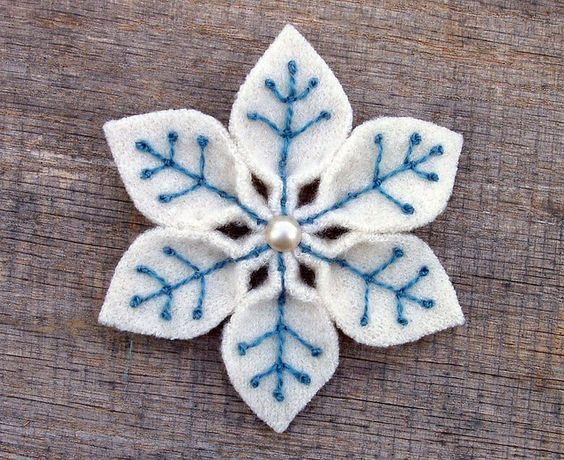 snowflakes for our windows