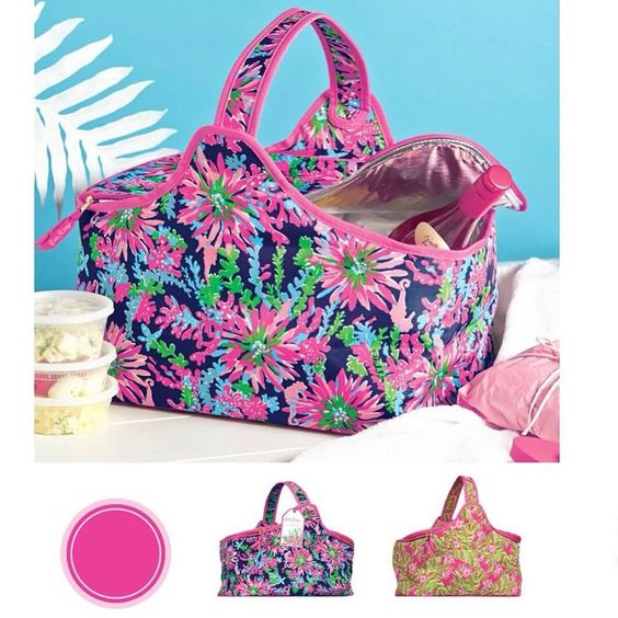 HATcetera wants to help you keep your drinks cool while at the pool! What Lily Pultizer print is your favorite?!