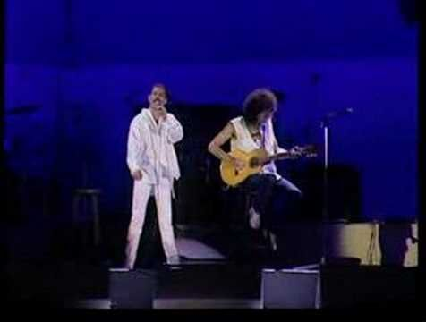 Is This The World We Created...? Freddie Mercury & Brian May
