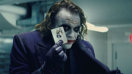 Le journal du Joker d'Heath Ledger révélé