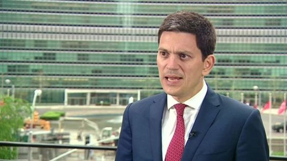 "Ex-Foreign Secretary David Miliband criticises his brother Ed's leadership of the Labour Party, saying voters ""did not want what was being offered""."