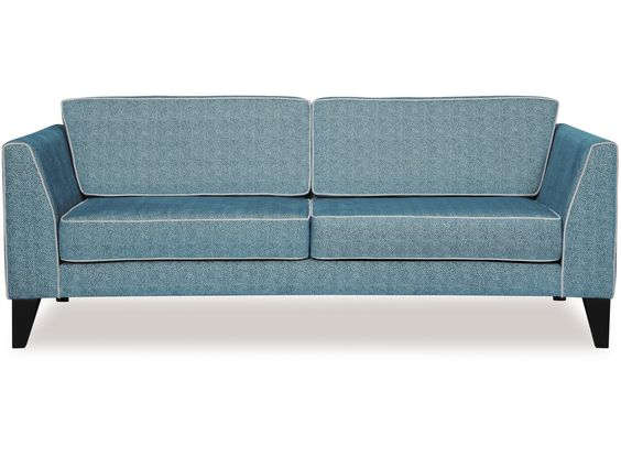One of the more recent designs to enter production, The Maze sofa collection will stand the test of time. This classic silhouette with tapered legs and contrast piping adds the sophistication required for the modern home. Expertly made in our Mt Eden factory, customise your Maze Lounge Suite in a wide selection of NZ fabrics.