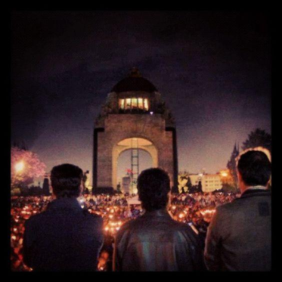 Hora Del Planeta in Mexico, 2012