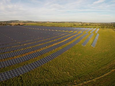 World's Largest Community-Owned Solar Project Launches in England