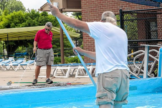 Upper Arlington 39 S Two Public Swimming Pools Will Open For The Season This Saturday Upper