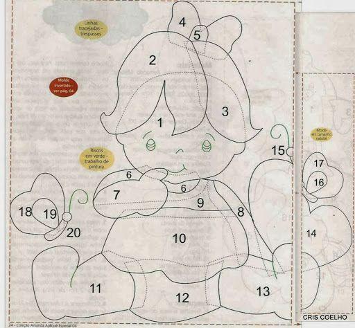 111 Coleção Amanda Aplique Fraldas 10 - maria cristina Coelho - Álbumes web de Picasa