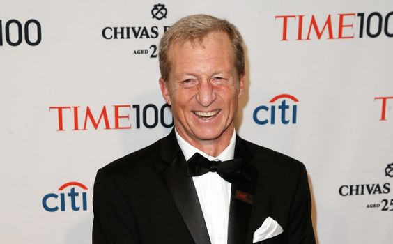 Tom Steyer Wants To Nullify The Bill Of Rights To Get Other People's Money Out…