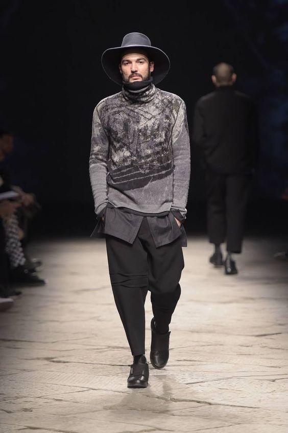 Male Fashion Trends: Vittorio Branchizio Fall/Winter 2016/17 - Pitti Immagino Uomo 89