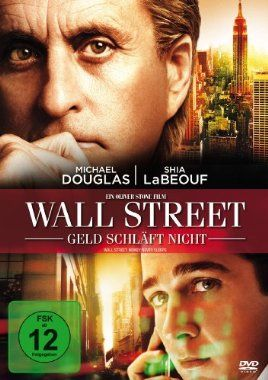 Wall Street: Geld schläft nicht  2010 USA      Jetzt bei Amazon Kaufen Jetzt als Blu-ray oder DVD bei Amazon.de bestellen  IMDB Rating 6,3 (51.158)  Darsteller: Richard Stratton, Harry Kerrigan, Michael Douglas, Carey Mulligan, Shia LaBeouf,  Genre: Drama,  FSK: 12