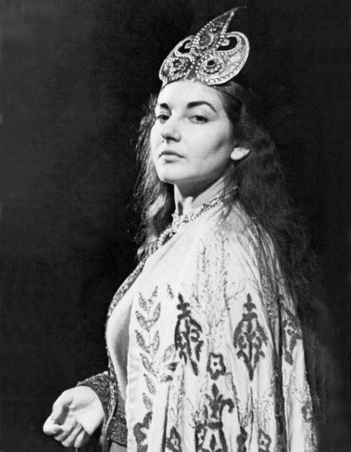 Nabucco, Naples, 1949.
