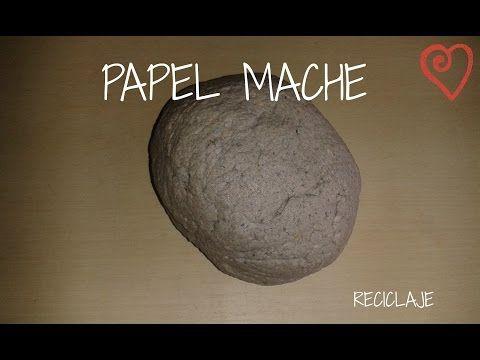 Neste vídeo ensinarei À vocês como fazer a massa de papel machê , super simples e rápido , e muito econômico !!!!!! Espero que vocês gostem !!!!!!!