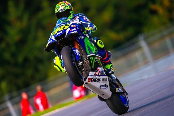 Rossi : « J'aurais voulu terminer sur le podium »  #Motogp #ValentinoRossi #Yamaha