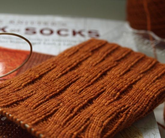 Hickory pattern. looks like wood.