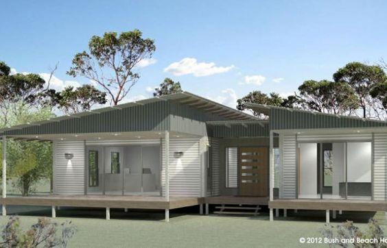 Melaleuca house design bush and beach homes bush and for Bush house designs