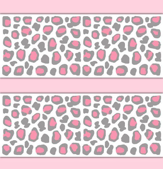 Baby pink cheetah print background - photo#17