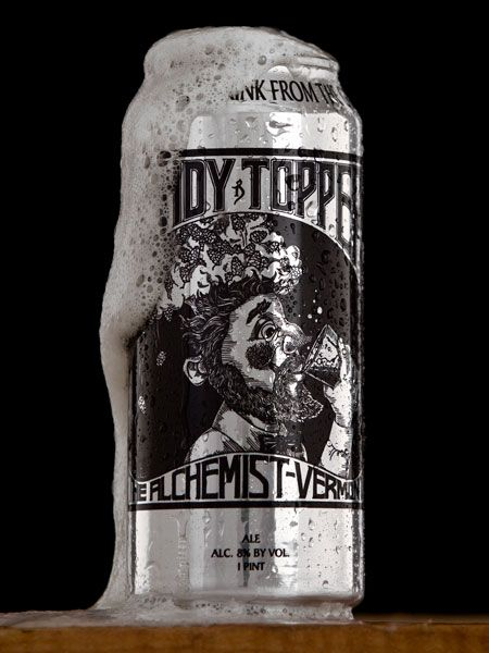 Heady Topper by Vermont brewery The Alchemist is a world-beating IPA. Now if only you could find some.