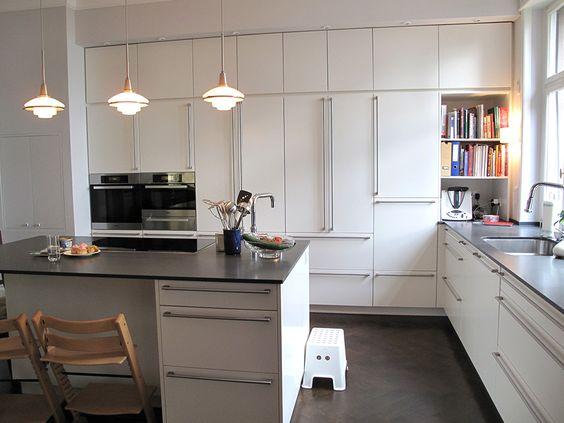 Heyne \ Lehmhaus Küchenräume Bax-Küche Küchen Pinterest - häcker küchen frankfurt