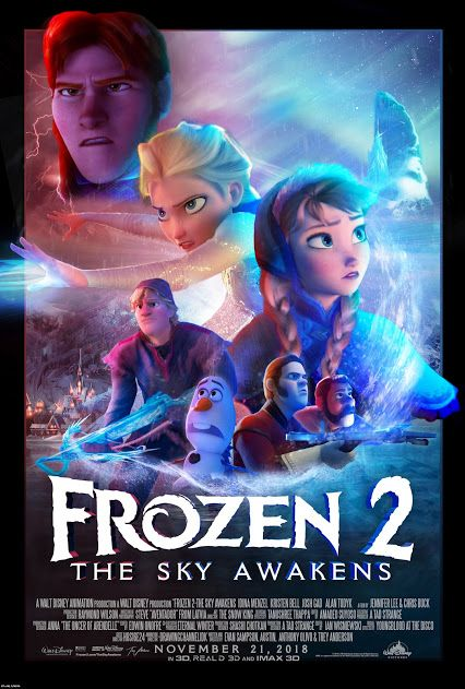 Frozen 2 (2018) Full Movie Watch Online Free Download