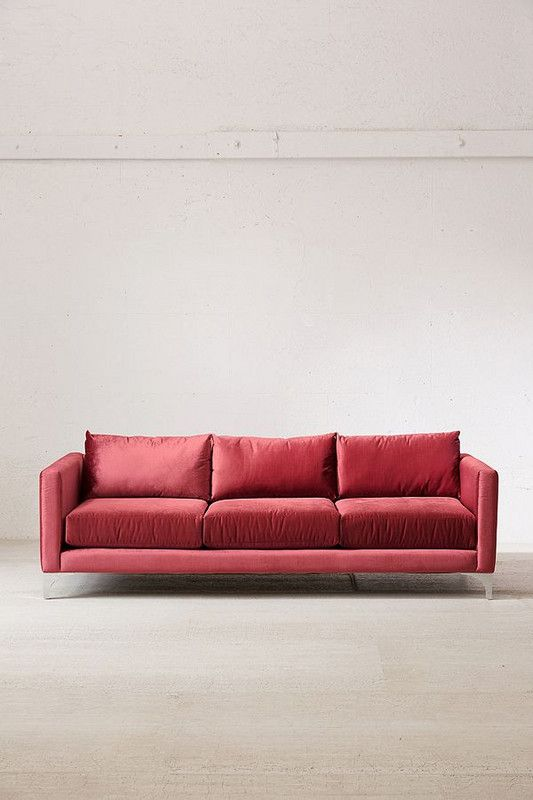 The Best Red Couches To Help Transform Your Living Room Red Couch Living Room Couches Living Room Red Couch #red #velvet #living #room #set