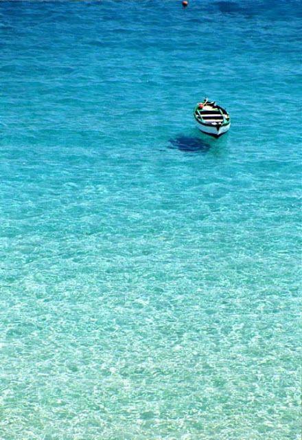 Tremiti Islands in the Adriatic Sea, Italy