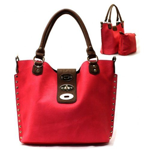 Buy Dorothy Perkins Womens Top Handle Lock Tote Top Handle