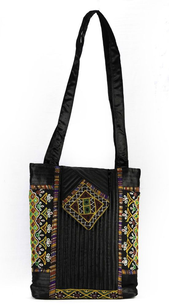 Silk Single Patchwork Bag #styleincraft #handbags #handmade #handmadeitems #Bags