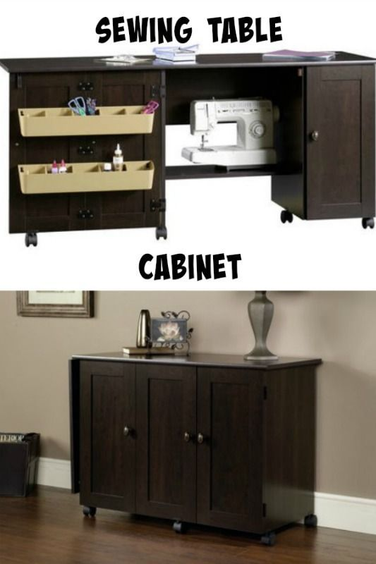 Free Shipping Sauder Sewing And Craft Table Multiple Finishes