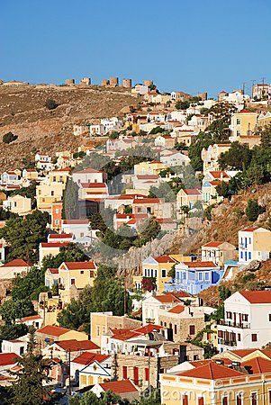 Symi island (Dodecanese) ~ Greece