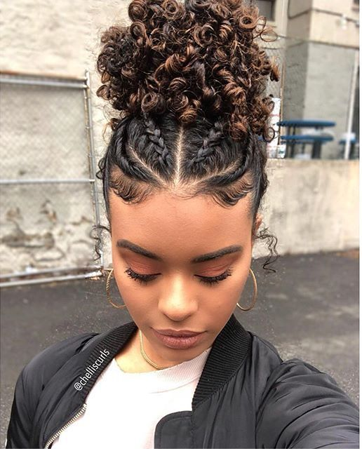 Nsyѕtsiqyyeyeivyai In 2019 Natural Hair Styles Hair