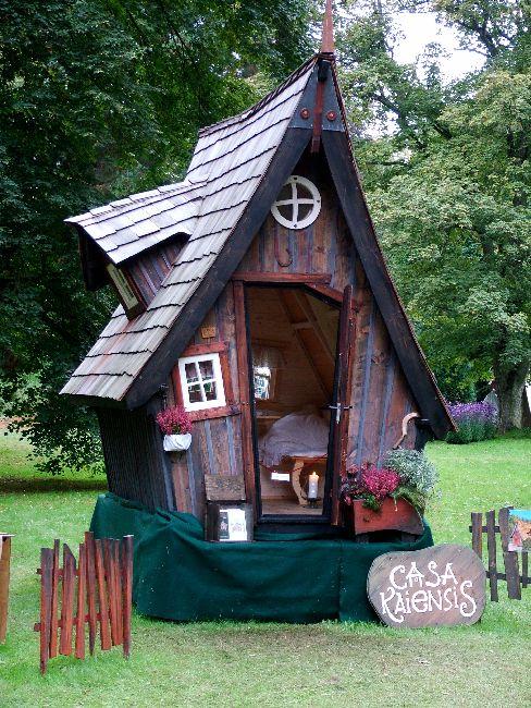 Pinterest ein katalog unendlich vieler ideen - Hexen gartenhaus ...