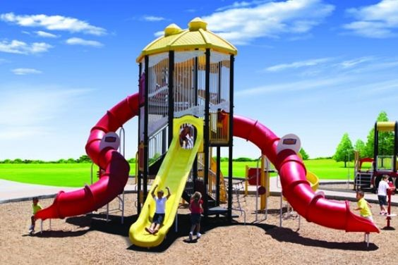 SkyBuilders Playground Equipment for school, park and church | Little Tikes Commercial
