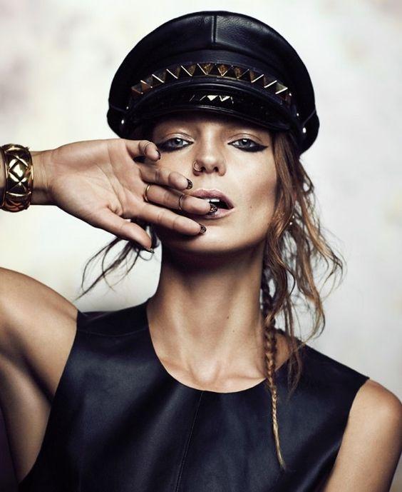 Future Daria.: Nose Rings, Fashion October, Fashion Editorials, Fashion Magazines, Daria Werbowy