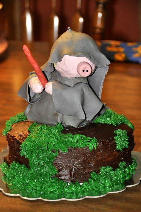 Pigfest:  Return of the Pig  Pig Jedi