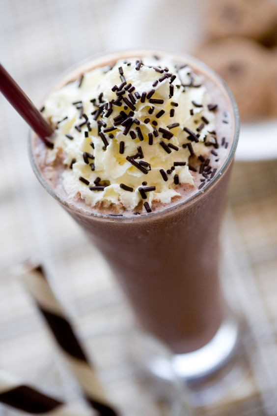 Chocolate Guinness Milkshake