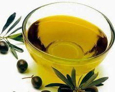 Umectação e hidratação capilar com azeite de oliva...