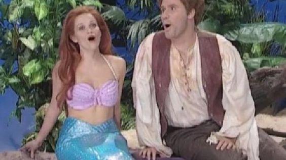 The mythology of mermaid sex  >>>>