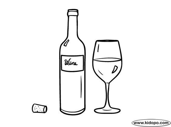 Botella De Cerveza Dibujo: Dibujo Debotellas Plsticas Dibujo Debotellas Plsticas