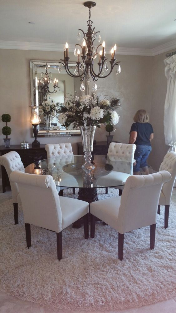 European Inspired Design Our Work Featured In At Home Dining Room Design Dinning Room Decor Living Room Decor