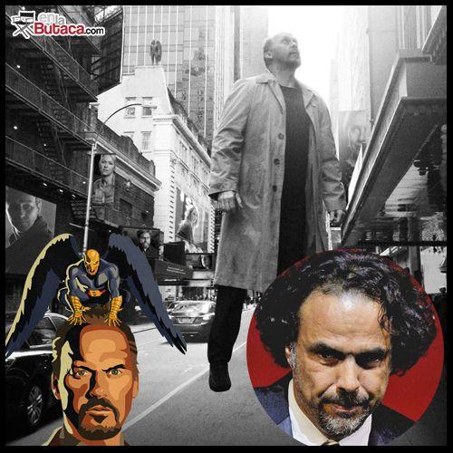"""¿""""Birdman""""?, de Alejandro González Iñárritu (2014)"""