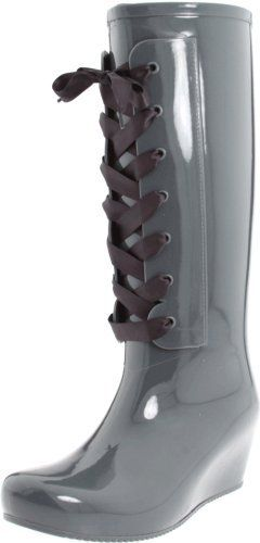 "Dirty Laundry Women's Rain Check Boot Dirty Laundry. $25.59. Shaft measures approximately 14.25"" from arch. Boot opening measures approximately 15"" around. synthetic. Heel measures approximately 2.25"". Manmade sole"