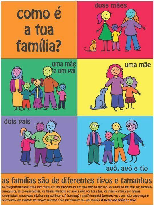A família certa é a da gente!