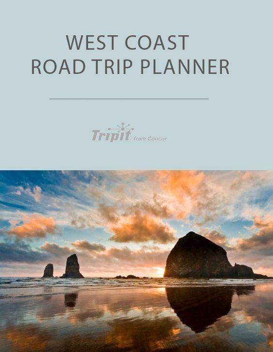 West Coast Road Trip Planner