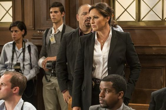 Law & Order: Special Victims Unit • Lost Reputation #14x01