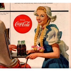Lady Moio: Pin ups e a CocaCola - Galeria