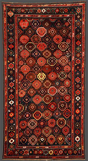 Datazione tappeti antichi