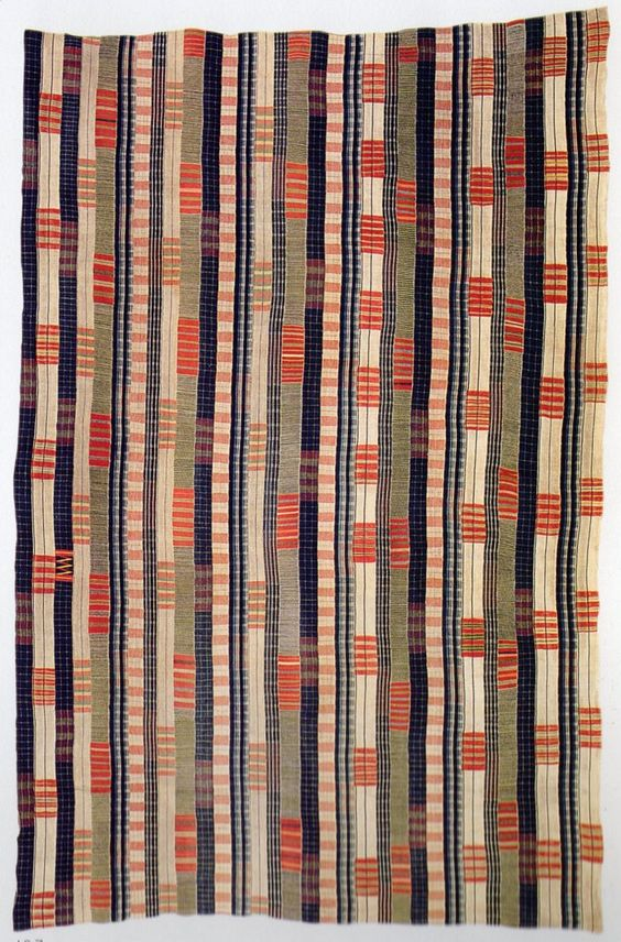 National Museum of Denmark, Copenhagen. Another remarkable cloth collected in…