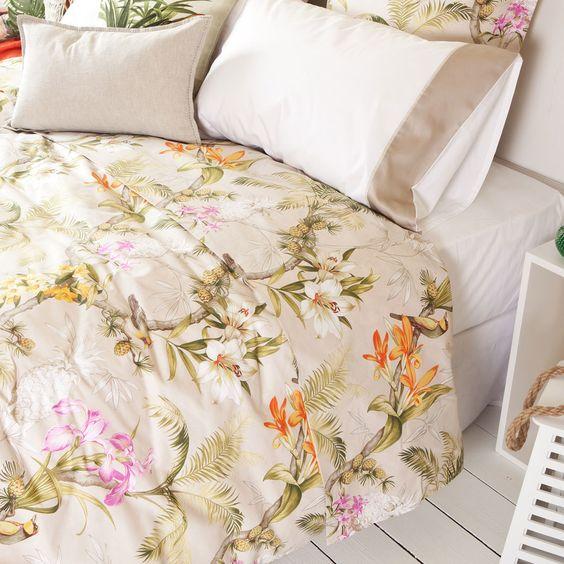 Roupa de cama paisagem zara home portugal home decor pinterest zara home home and zara - Zara home portugal ...