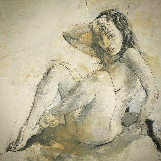 new drawing: Laëtitia