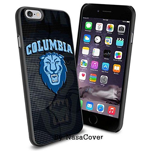 NCAA University sport Columbia Lions , Cool iPhone 6 Smartphone Case Cover Collector iPhone TPU Rubber Case Black [By NasaCover] NasaCover http://www.amazon.com/dp/B0140NDE6O/ref=cm_sw_r_pi_dp_xSI3vb0J2XHDW